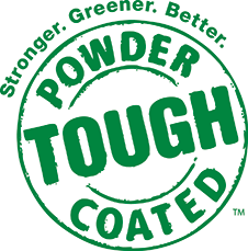 Power Coated Tough