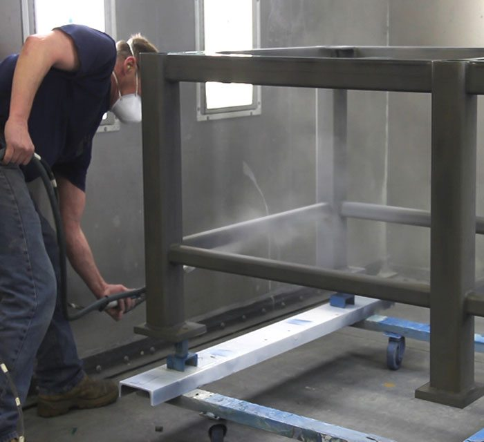 Batch Powder Coating image